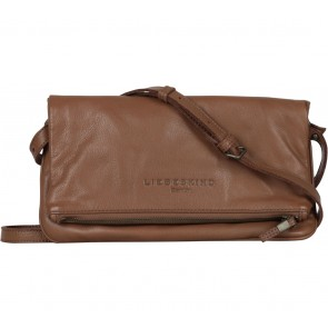 Liebeskind Brown Leather Sling Bag