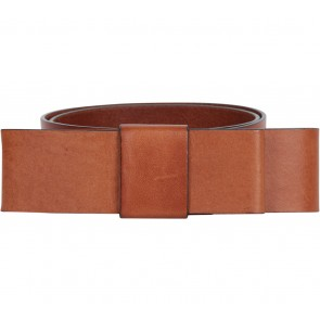 H&M Brown Ribbon Belt