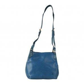 Louis Vuitton Blue Sling Bag