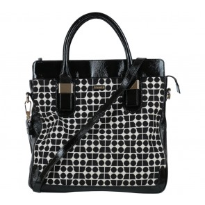 Kate Spade Black And White  Handbag