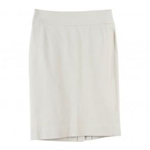 Banana Republic Cream Skirt