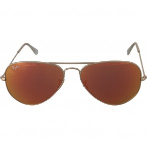 Ray-Ban Gold Sunglasses