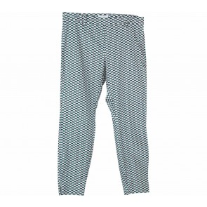 H&M Multi Colour Patterned Pants