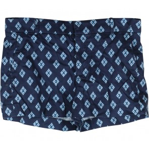 Zara Dark Blue Shorts Pants