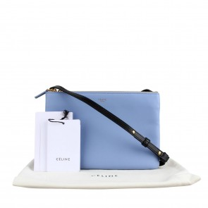 Celine Blue Sling Bag