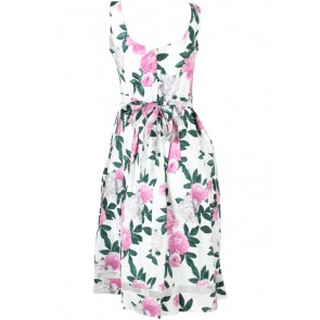 Dorothy Perkins Multi Colour Floral Midi Dress