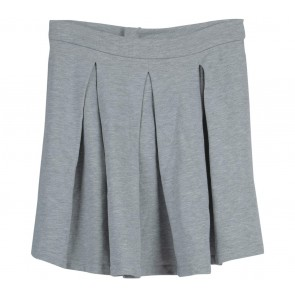 Sixteen Denim Scale Grey Skirt