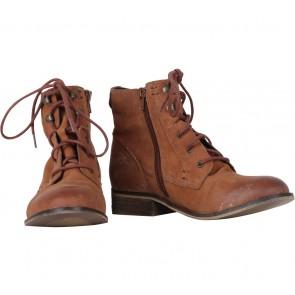 Steve Madden Brown Robbinn Boots
