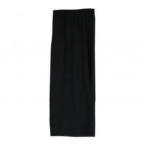 Mannequin Plastic Black Slit Skirt