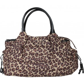 Kate Spade Multi Colour Leopard Diaper  Shoulder Bag