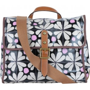 Fossil Multi Colour Floral Satchel