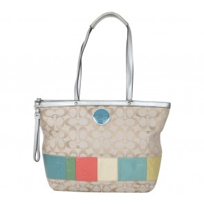 Coach Multi Colour Tote Bag