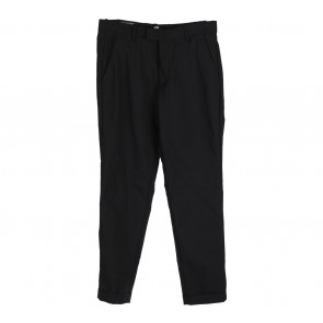 H&M Black Slim Fit Pants