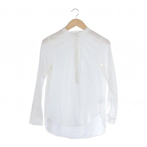 H&M Off White Shirt