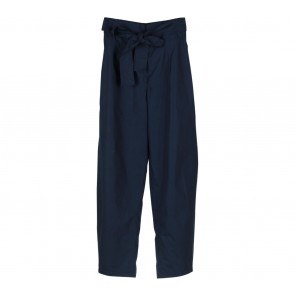 Cotton Ink Blue Pants