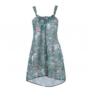 H&M Multi Colour Floral Sleeveless