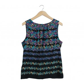 Dorothy Perkins Multi Colour Butterfly Sleeveless