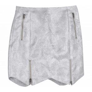 Love, Bonito Silver Skirt