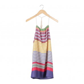 Zara Multi Colour Mini Dress