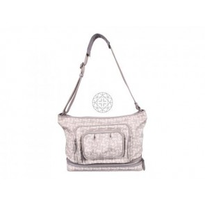 Cline Grey Shoulder Bag