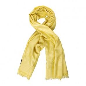 Louis Vuitton Yellow Scarf