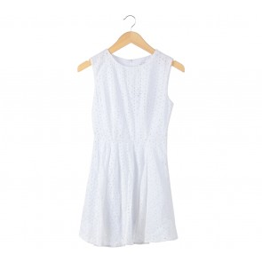Runway Bandits White Mini Dress