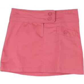 Mango Pink Short Skirt