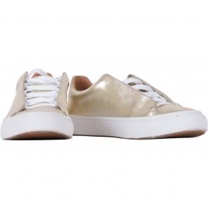 Zara Gold Sneakers