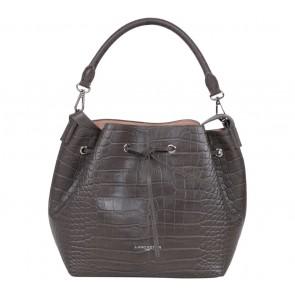 Lancaster Grey Handbag