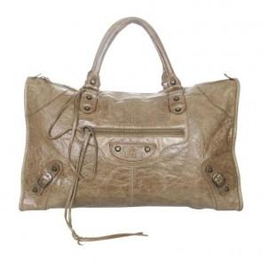 Balenciaga Brown Tote Bag