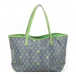 Marc By Marc Jacobs Blue And Green Shoulder Bag