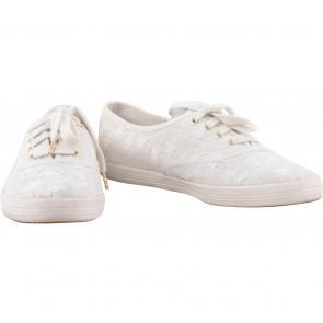 Kate Spade White Sneakers