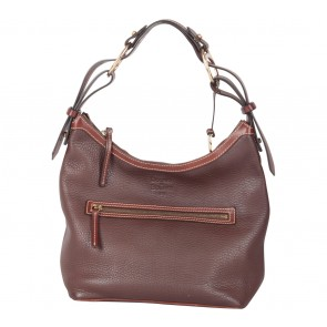 Dooney & Bourke Brown Shoulder Bag