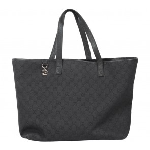 Gucci Black Tote Bag