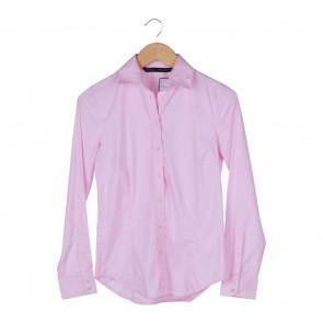 Zara Pink Basic Shirt