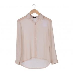 Cloth Inc Cream Shirt