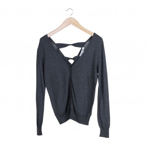Forever 21 Dark Grey Cardigan