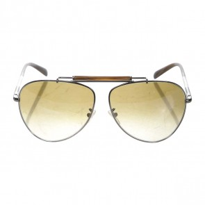 Balenciaga Brown Sunglasses