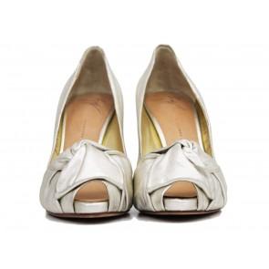 Giuseppe Zanotti Silver Heels