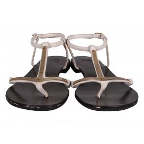 Giuseppe Zanotti White Sandals