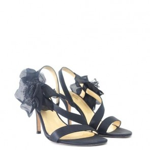 Kate Spade Blue Navy Evening Sandals