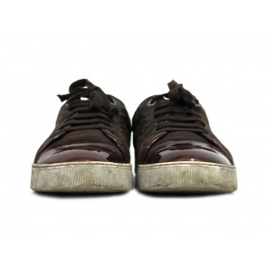 Lanvin Brown Sneakers