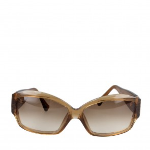 Louis Vuitton Brown Z0100E Sunglasses