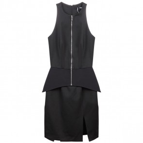 Nicholas Black Midi Dress
