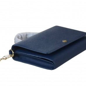 Tory Burch Midnight Blue Smartphone Crossbody