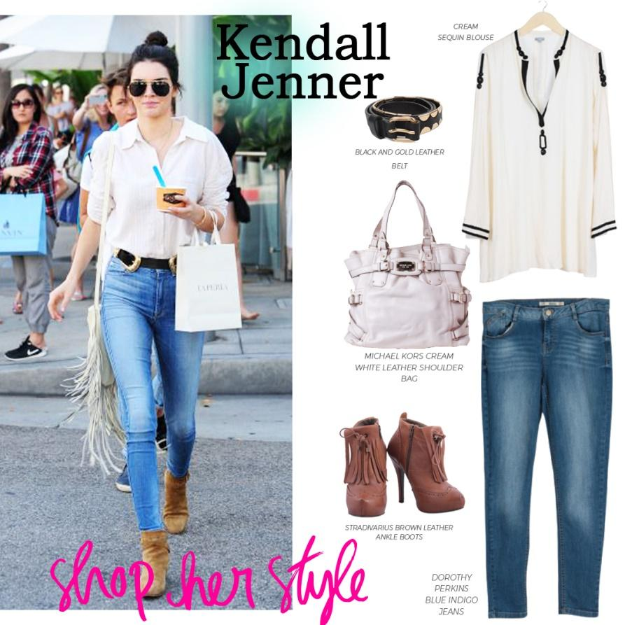 Steal Kendall Jenner's Look