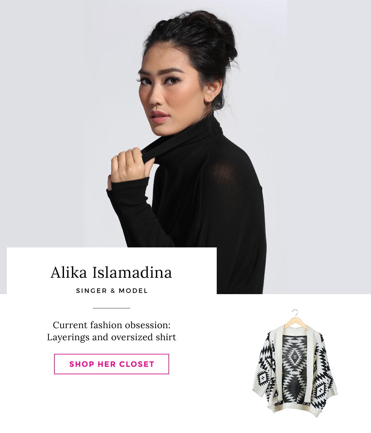 Alika Islamadina