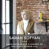 Sarah Sofyan