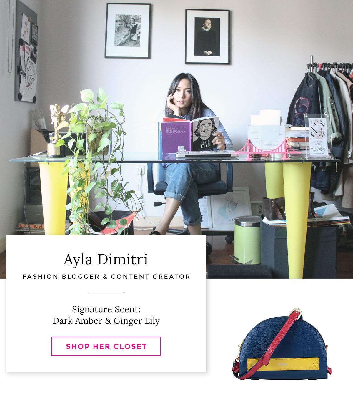 Ayla Dimitri